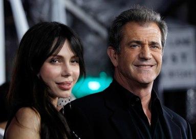 Image: Mel Gibson, Oksana Grigorieva