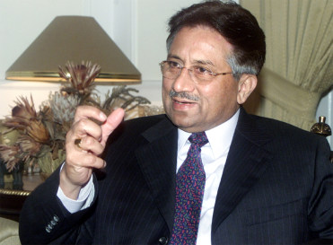 PAKISTANS PRESIDENT INTERVIEW IN RAWALPINDI
