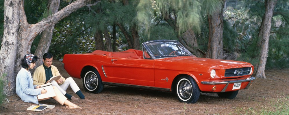 Mustangs Cars uk Mustang Turns 50 The Pony Car