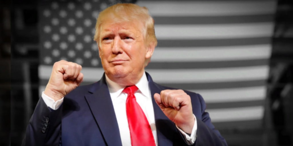 Trump attacks Dems at rally, crowd makes 'Send her back!' the new 'Lock her up!'