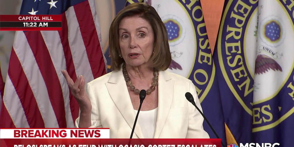'Diversity is our strength,' says Speaker Pelosi dismissing rumors of tensions within her caucus