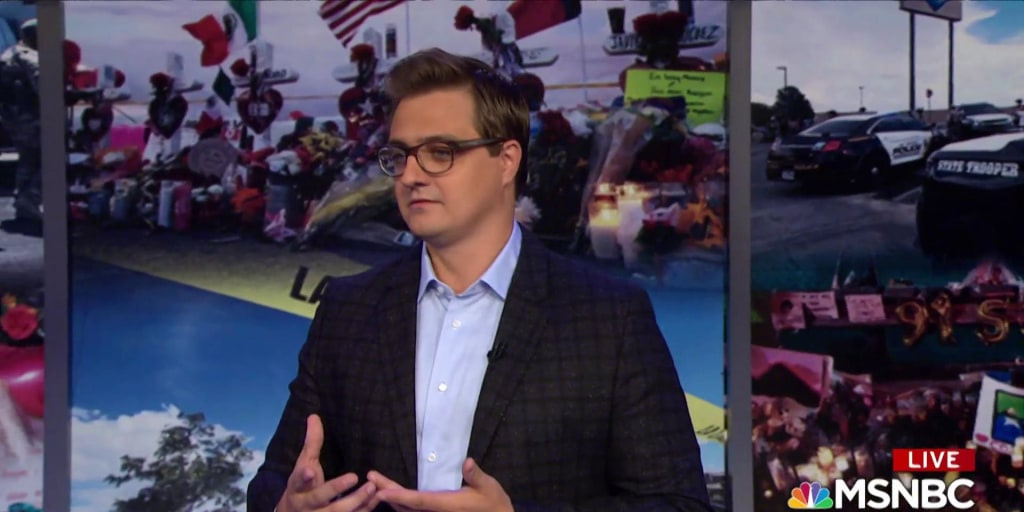 Chris Hayes on the inception of white terrorism in America