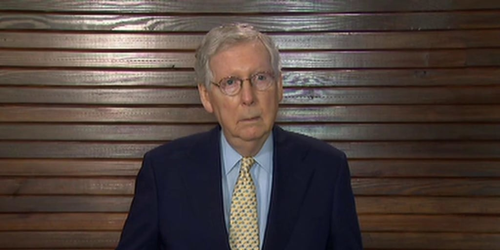 McConnell at nexus of increased Russian leverage on U.S.