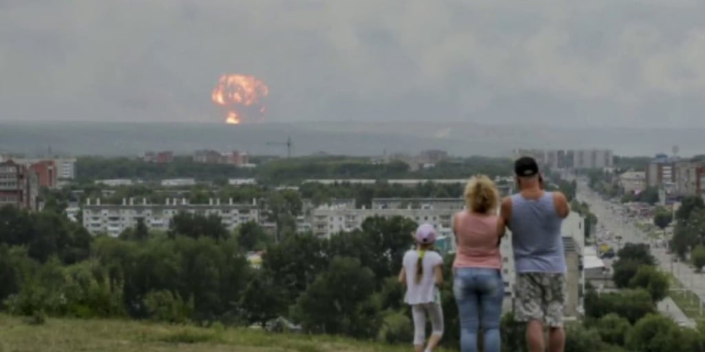 Nuclear incident in Russia points to attempt at new missile engine
