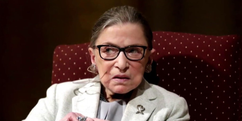 Justice Ginsburg has undergone more cancer treatment