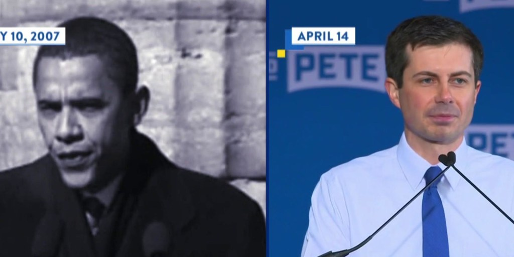 """Does Mayor Pete have an """"Obama path"""" to beating Trump?"""