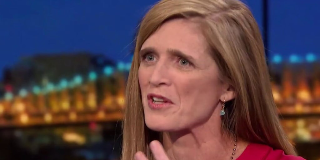 Samantha Power: Russia exceeded my worst expectations