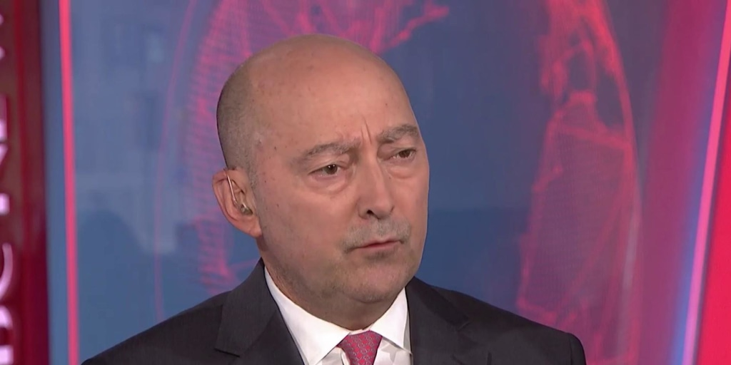 Adm. James Stavridis: I watched the airplane hit the Pentagon