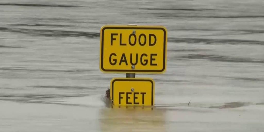 Widespread flood devastation in Texas after historic rainfall