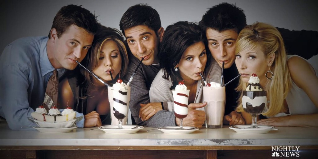 Celebrating 25 years of 'Friends' with the show's creators