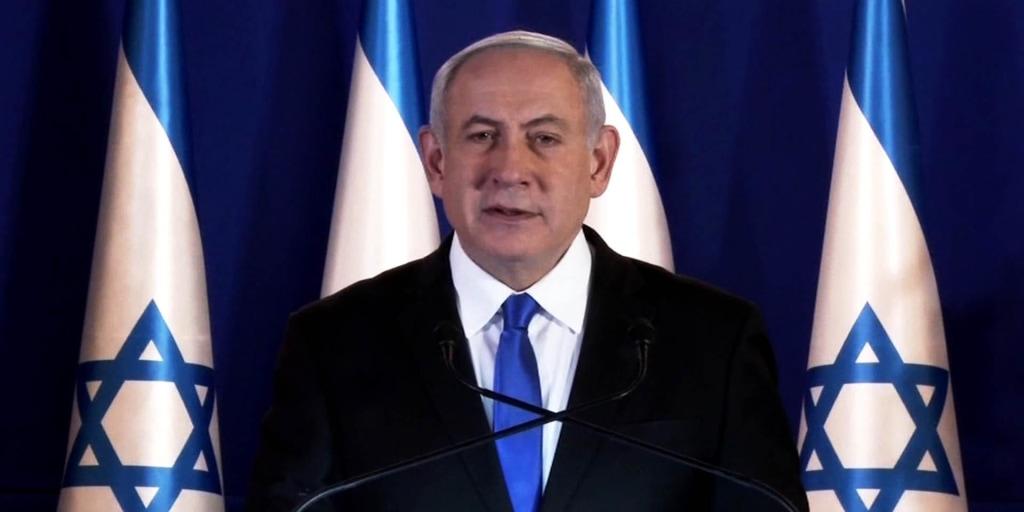 Netanyahu calls indictment 'an attempted coup'