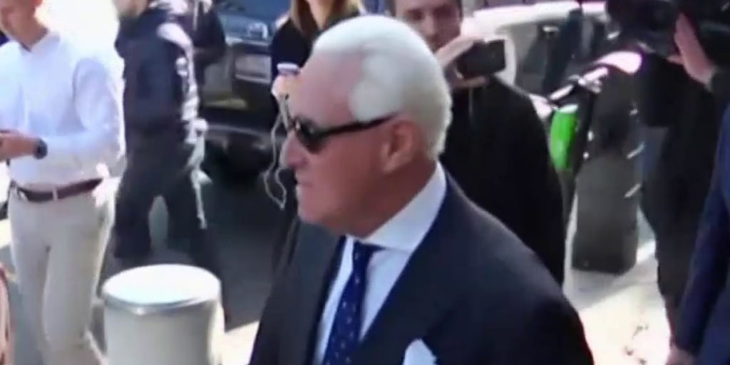 Could Roger Stone flip on Trump?