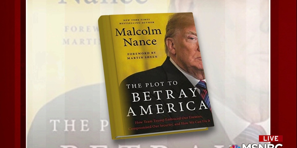 New book details Trump's deep ties to Russia