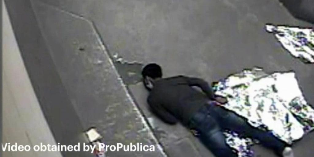 Video shows death of sick migrant teen in border agency custody