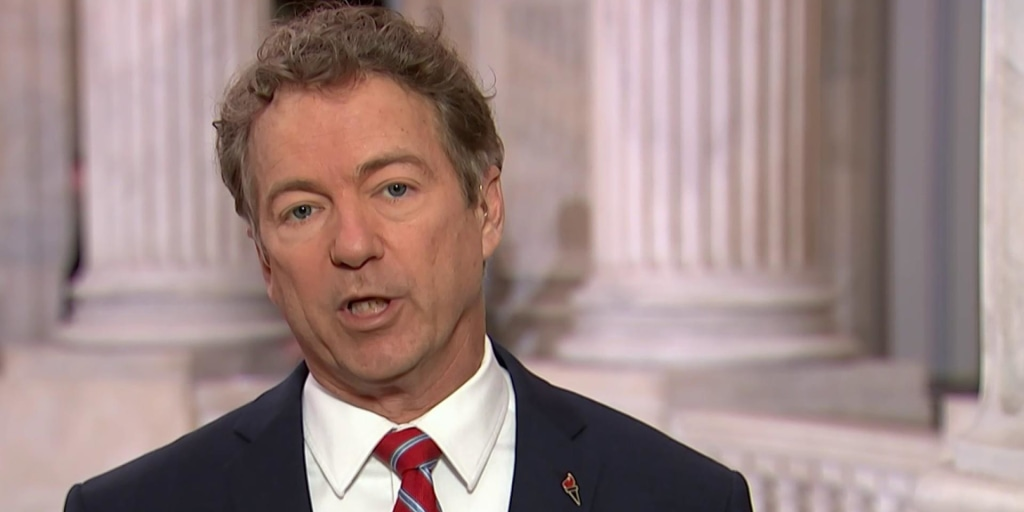 Rand Paul on Soleimani: Killing a general from another country an 'act of war'