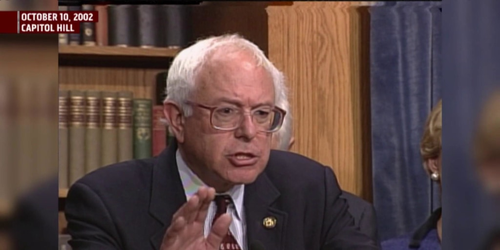 Sanders' opposition to Iraq War is complicated: report