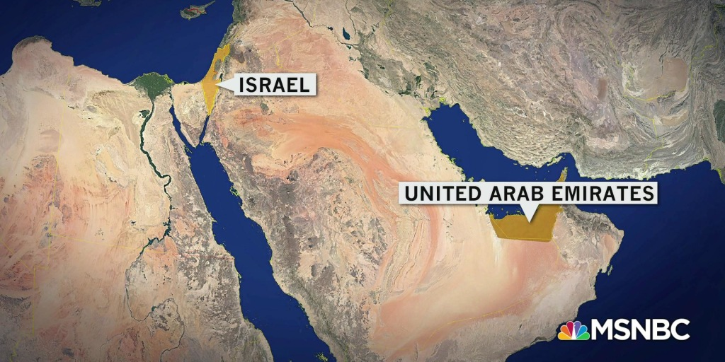 Breaking down Israel-UAE peace plan, why Iran may be the reason for diplomatic ties