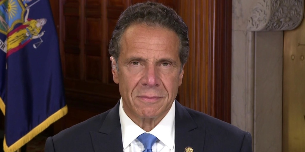 Gov. Cuomo: 'Nation learned nothing' from New York spike in cases