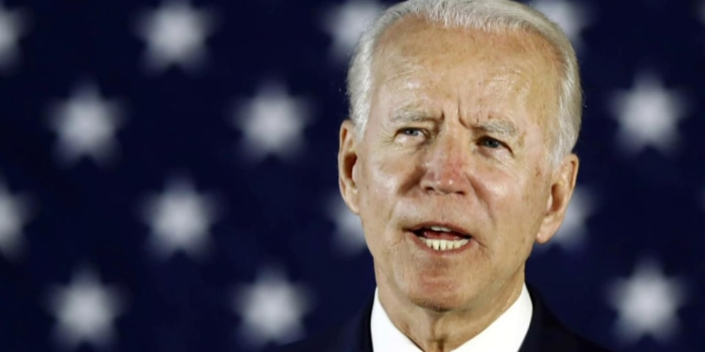 Why Joe Biden may be exactly what the country needs right now