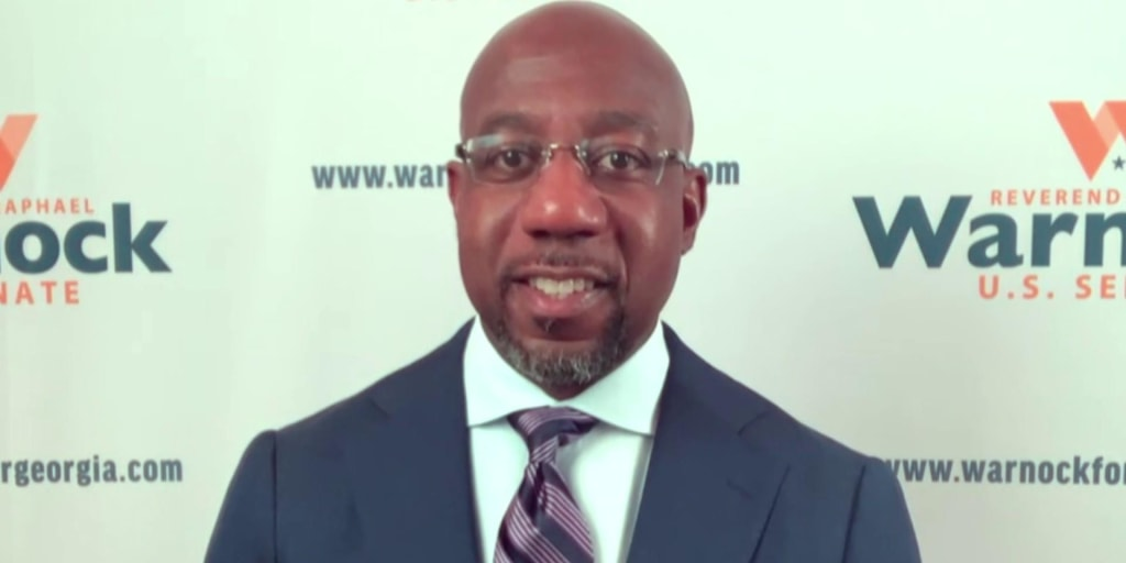 Raphael Warnock: 'If money could purchase this seat, Kelly Loeffler would have it by now'