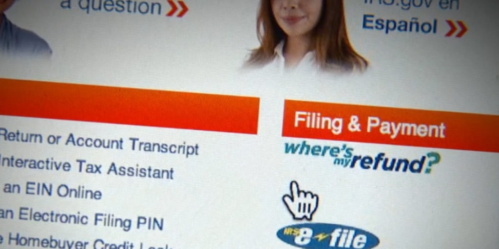 Crackdown on thieves filing fake tax returns