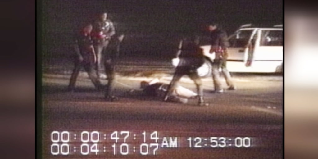 Rodney King Beating 25 Years Ago Opened Era of Viral Cop Videos
