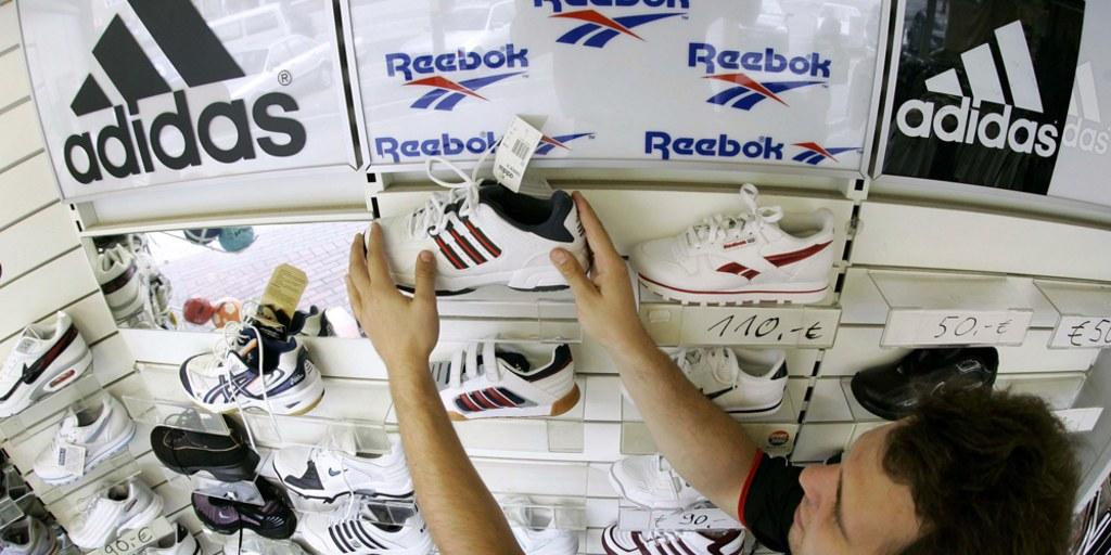 Sportswear maker Adidas to buy Reebok
