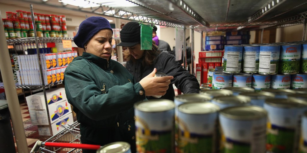 Trump's proposed SNAP changes would mean millions lose food stamp access