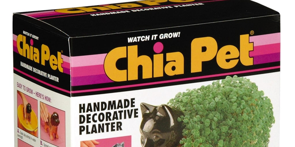 Ch-Ch-Ch-Chia: Not Just for Pets Anymore