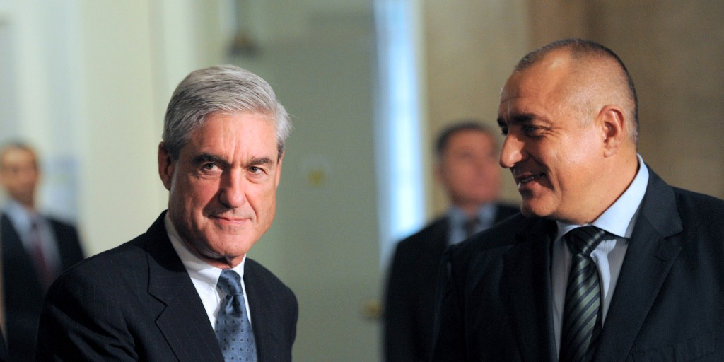 Special Counsel Robert Mueller Taking Close Control of Russia