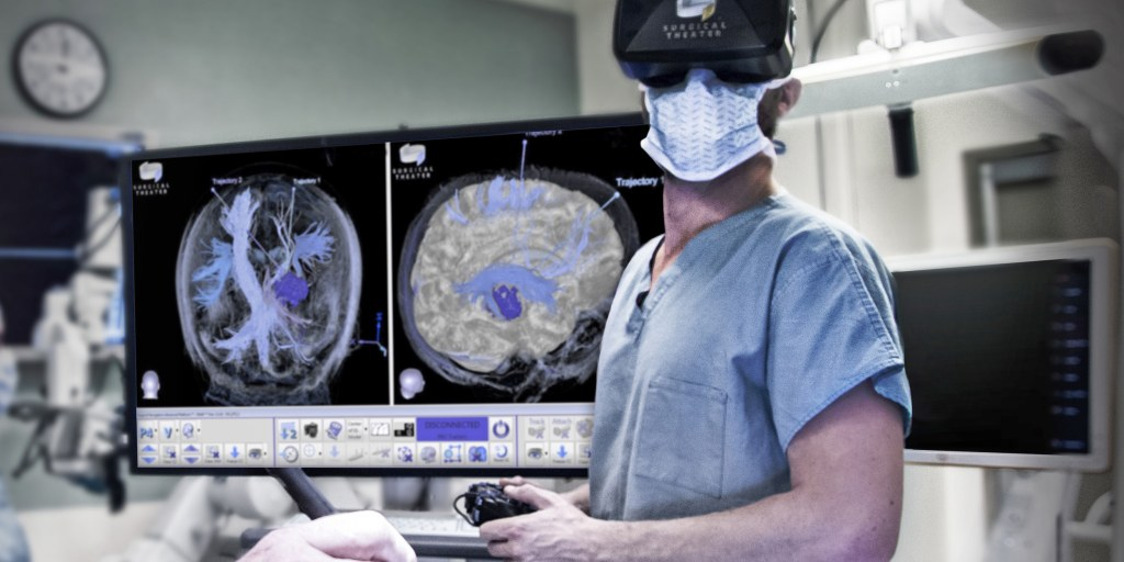 3 Ways Virtual Reality Is Transforming Medical Care