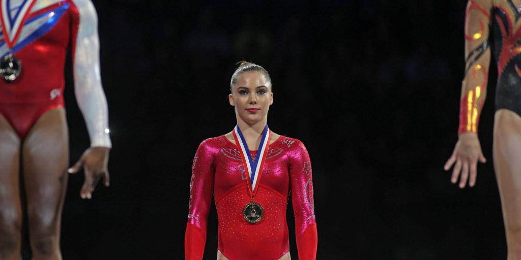 datazione ginnasta