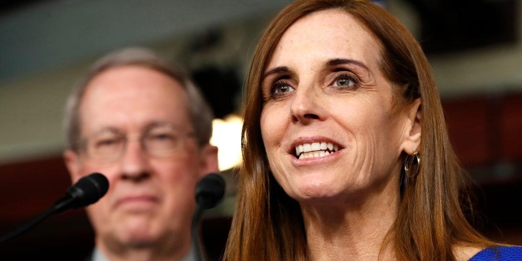Republican Rep. Martha McSally tells to 'grow a pair of ovaries,' announces Arizona Senate bid