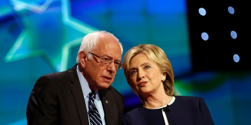 Pro-Bernie Sanders group cancels Hillary Clinton protest