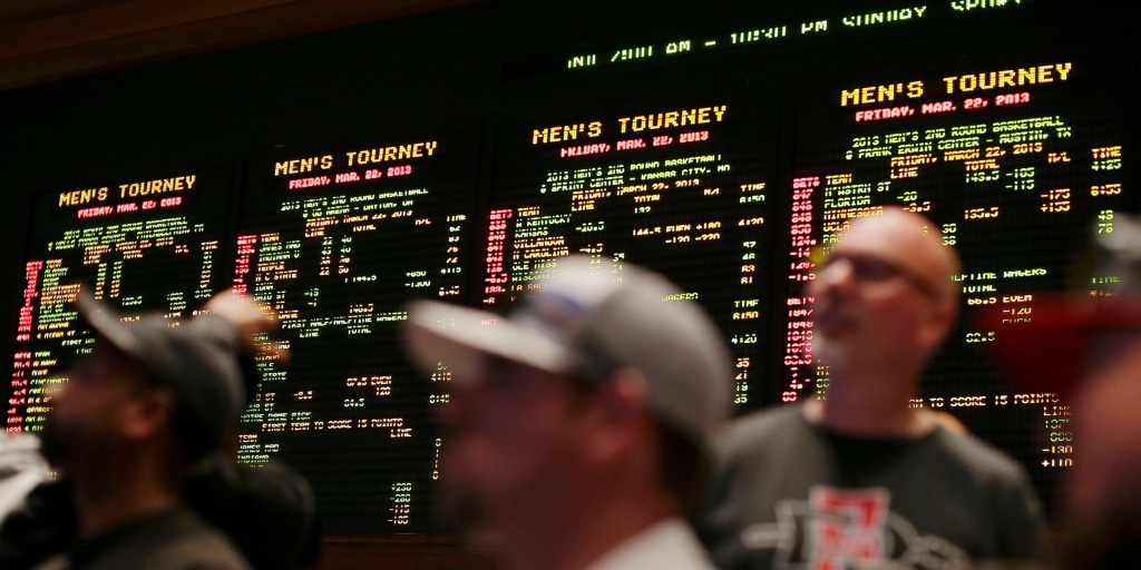 mirage ncaa betting odds