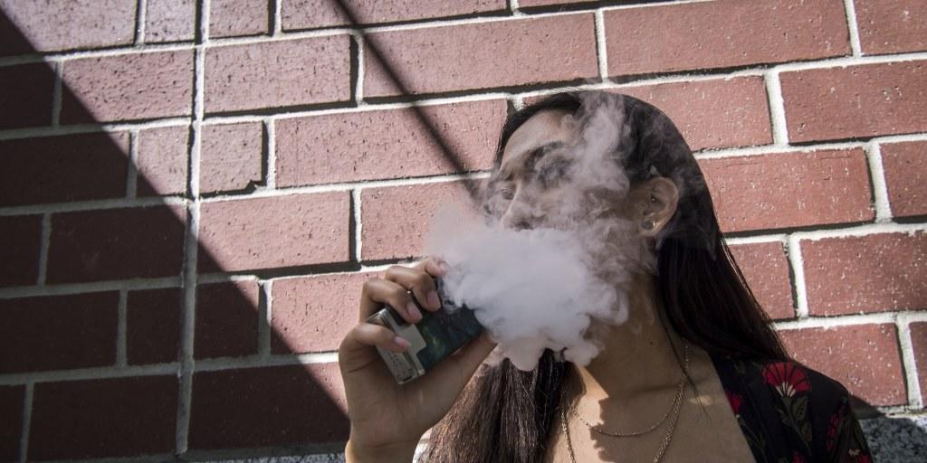 FDA restricts all flavored e-cigarettes