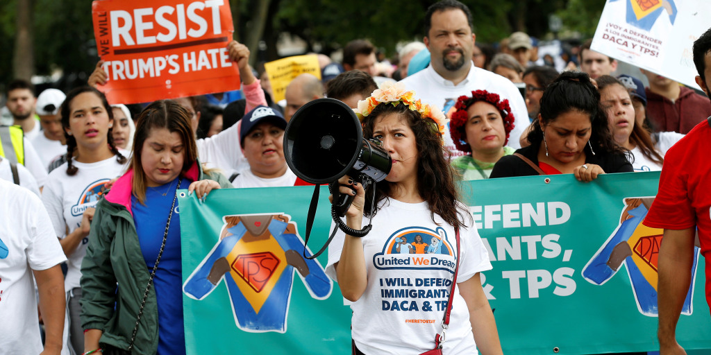 Immigrants from Honduras, Nepal sue U.S. for ending TPS, allege it was racially motivated