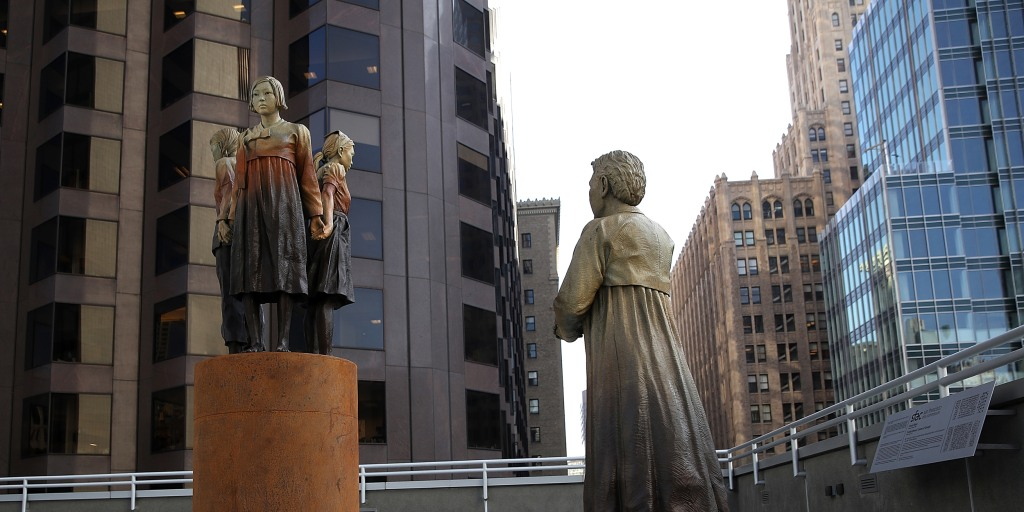 New teacher's guide on 'comfort women' to be distributed across