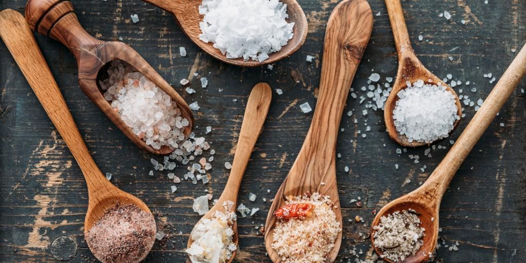 sea salt for a heart healthy diet