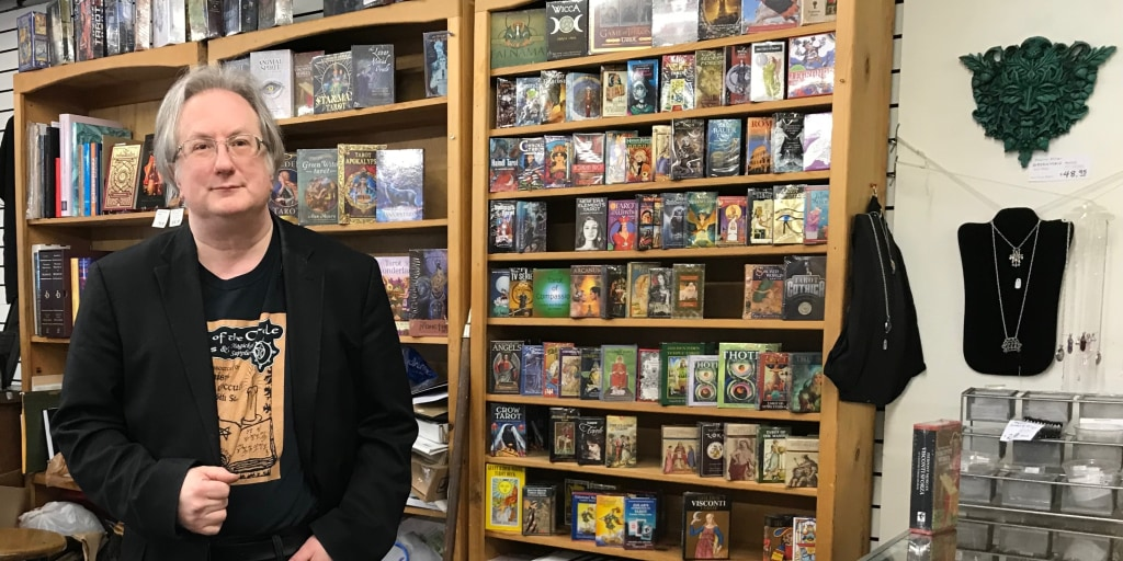 In the age of Amazon, spiritual and religious bookstores