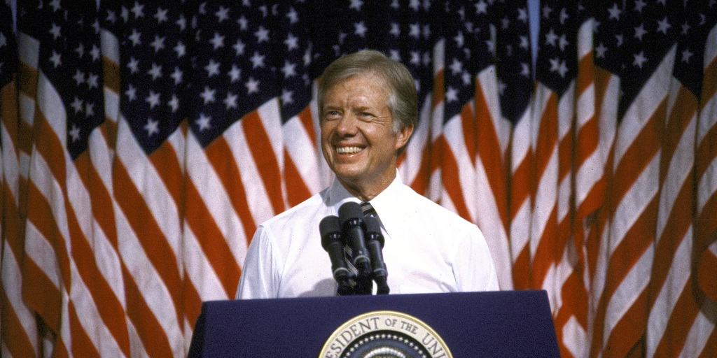 Image result for Jimmy Carter, 94, to become the country's oldest living President