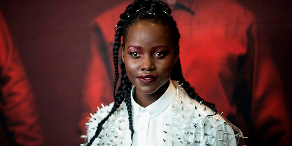 Lupita Nyong O Apologizes For Saying Us Character Was Inspired By Disorder