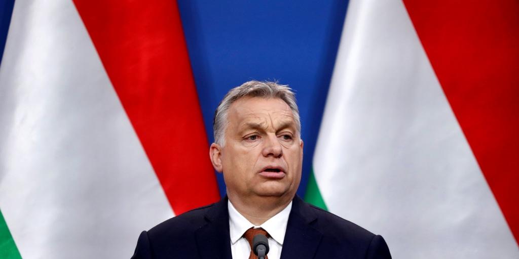 Image result for Viktor Orban