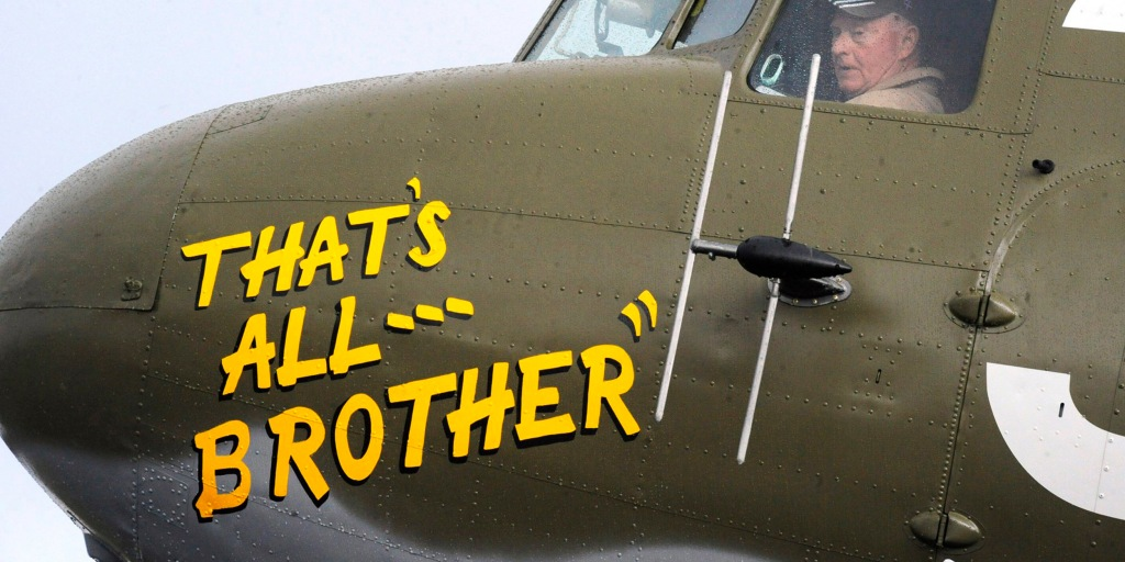 D-Day anniversary ceremonies will include plane rescued from boneyard