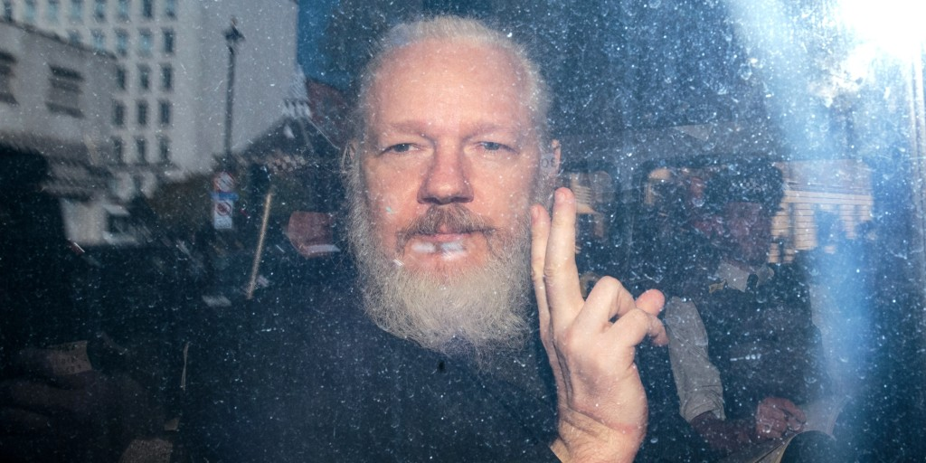 Trump admin offered Assange a pardon if he cleared Russia over email leak, lawyer says