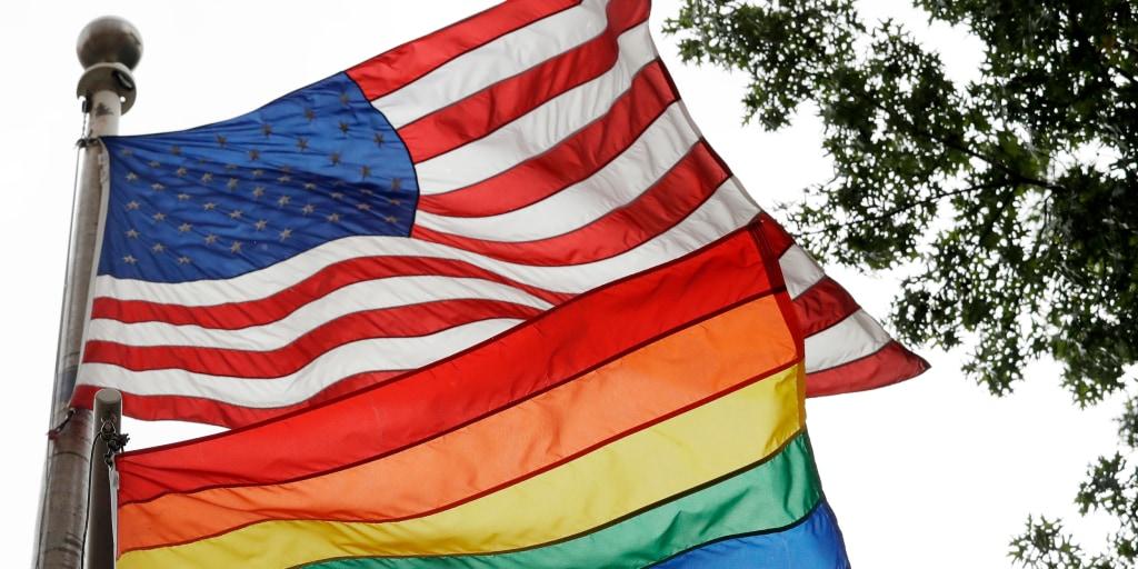 Trump admin tells U.S. embassies no rainbow pride flag on flagpoles