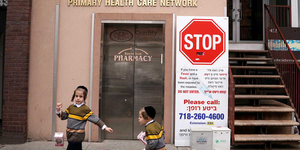 New York eliminates religious exemption to vaccine requirements