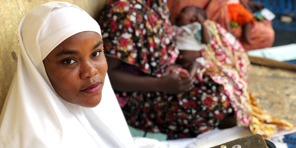 Nigeria is on the brink of eliminating polio, thanks to women
