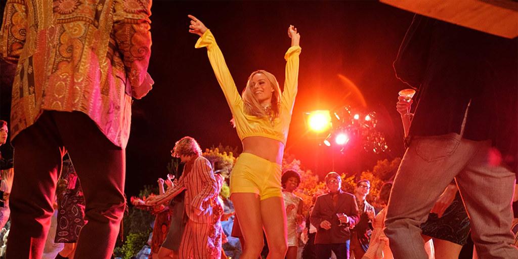 Opinion   Tarantino turns Sharon Tate'