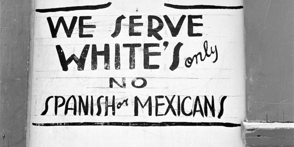 History Of Racism Against Mexican Americans Clouds Texas Immigration Law